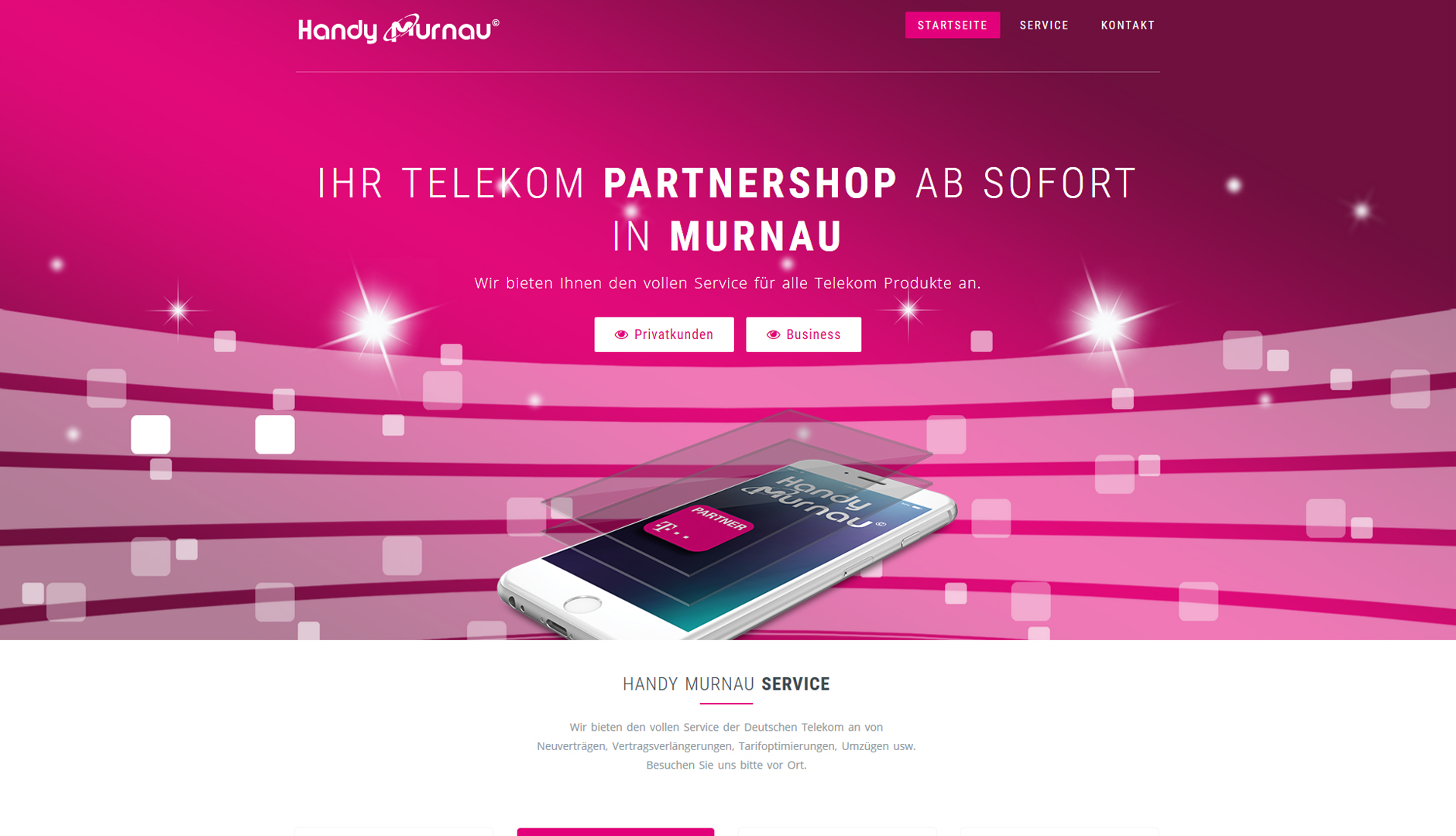 Handy Murnau - Telekom Partner Shop